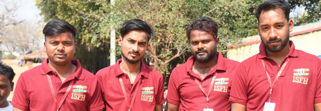 volunteers ranchi